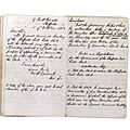 1858 minute book (a list of football laws drawn up in March 1858).jpg