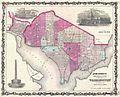 1862 Johnson Map of Washington D.C. and Georgetown - Geographicus - WashDC-johnson-1862.jpg