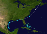 1885 Atlantic hurricane 4 track.png