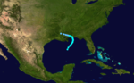 1894 Atlantic tropical storm 2 track.png