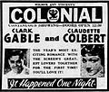 1934 - Colonial Theater Ad - 13 Mar MC - Allentown PA.jpg