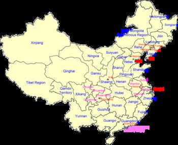 Administrative divisions of China Wikipedia