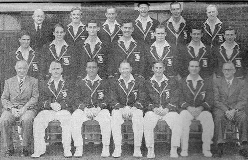 MCC tour of Australia in 1950–51 - Wikipedia