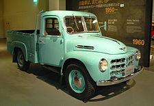 1953 Toyota camión Modelo SG.