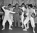 1960 Dutch Olympic fencing team women3.jpg