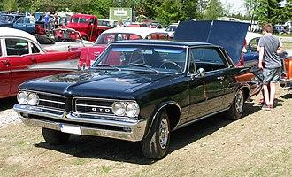 Pontiac Assembly - 1964 Pontiac GTO