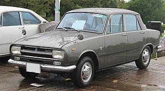 Isuzu Bellett - 1967 Isuzu Bellett B