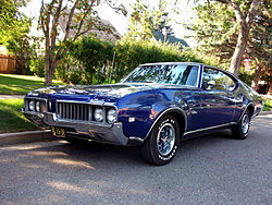 Oldsmobile Cutlass Coupé (1969)
