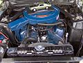 1969 Ford Mustang Mach 1 351 Windsor engine.JPG