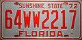 1972 Florida License Plate.JPG