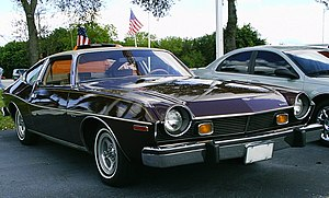 AMC Matador - 1976 AMC Matador coupe
