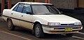 1988 Mitsubishi Magna (TN) Executive sedan (2008-08-09).jpg