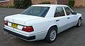 1990-1993 Mercedes-Benz 230 E (W124) sedan 03.jpg