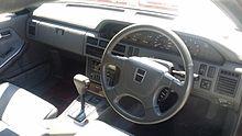 mazda 929 1987 фото торпеды