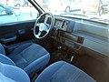 1996 Rover 100 Kensington SE - interior, 1.jpg