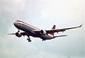 19bt - LTU Airbus A330-322; D-AERG@FRA;02.04.1998 (5619083544).jpg