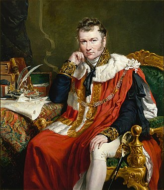 Charles Stuart, 1st Baron Stuart de Rothesay - Image: 1st Lord Stuart de Rothesay