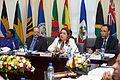 20-05-2014- Georgetown-Guyana, Intervencion del Canciller Ricardo Patiño en la sesion plenaria de la ( COFCOR ) IMG 7862 (14052327459).jpg