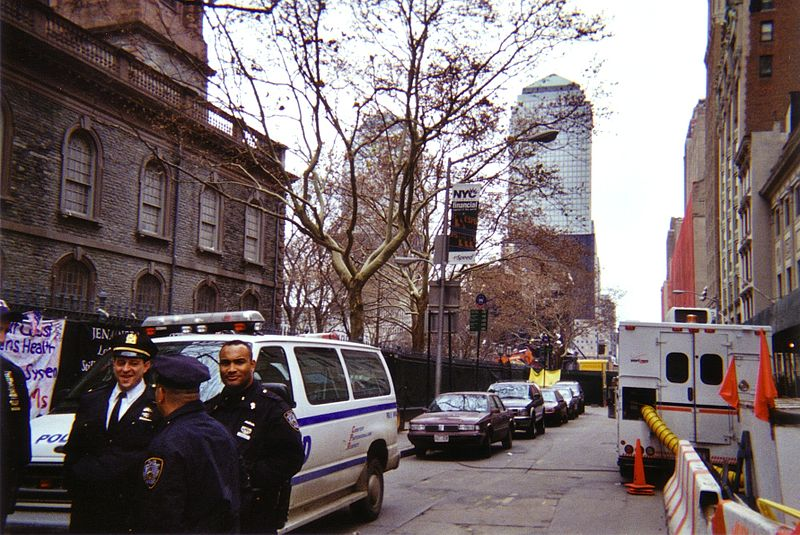 NYPD officers were involved in pension scam