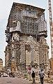 2003-05-17 Dresden Frauenkirche Wiederaufbau.jpg