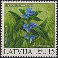 20040403 15sant Latvia Postage Stamp.jpg