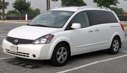 2007-2009 Nissan Quest 3.5SL