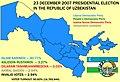 2007 Presidential election in Uzbekistan.jpg