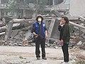 2008년 중앙119구조단 중국 쓰촨성 대지진 국제 출동(四川省 大地震, 사천성 대지진) IMG 5939.JPG