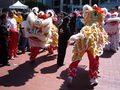 2008 Olympic Torch Relay in SF - Lion dance 39.JPG