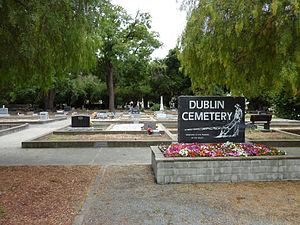 Dublin Pioneer Cemetery - Dublin Pioneer Cemetery