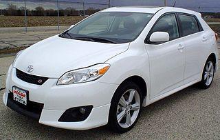 Toyota Matrix Motor vehicle