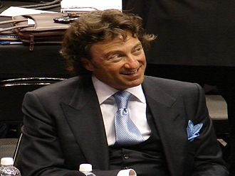 Daryl Katz - Daryl Katz at the 2010 NHL Entry Draft
