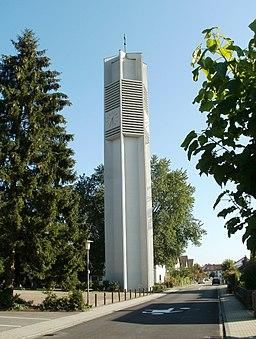 20110801Dreifaltigkeitskirche Sandhausen2