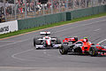 2011 Australian GP Virgin HRT 2.jpg