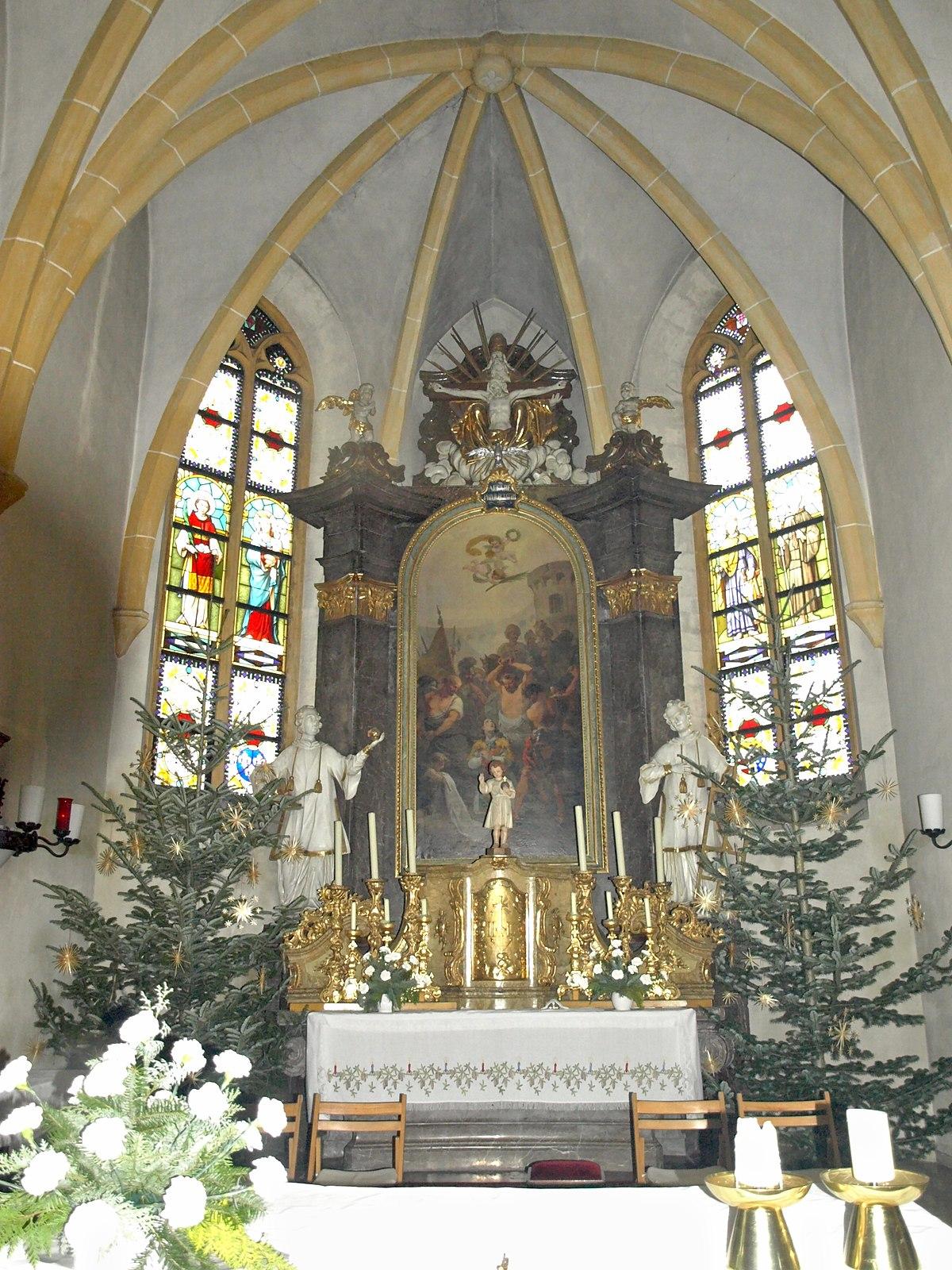 Kirche Wilhelmsburg