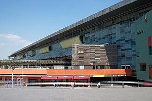 Roma Tiburtina railway station