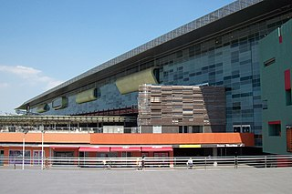 Roma Tiburtina railway station