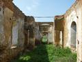 2013 - Biserica din satul Filiu comuna Bordei Verde in ruina - Interior.png