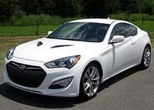 Captivating 2013 Hyundai Genesis Coupe 3.8 R Spec (US)