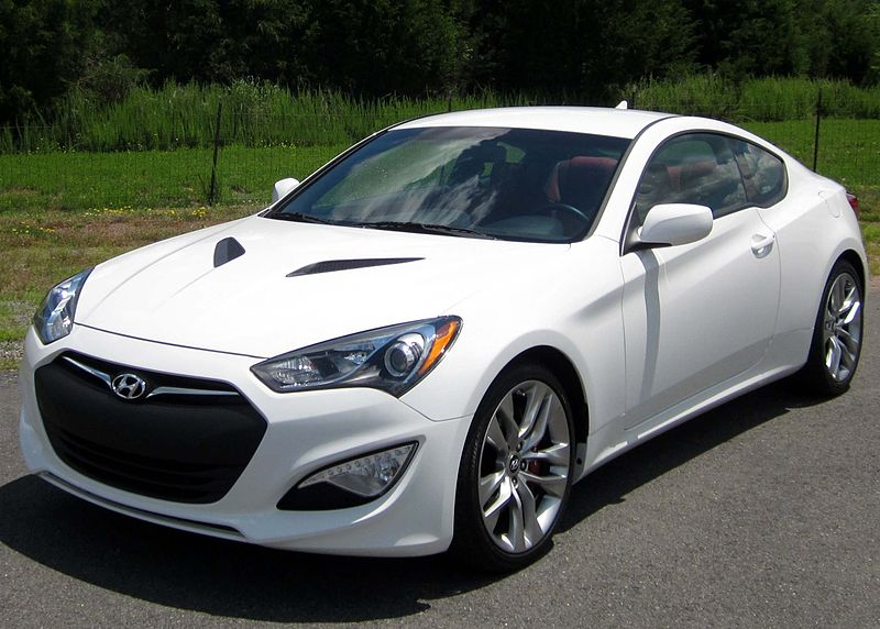 Hyundai Genesis Coupe Modifications