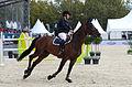 2013 Longines Global Champions - Lausanne - 14-09-2013 - Fiona Meier et Pleiade Heutiere.jpg