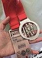 2014 Beijing Marathon Medal.jpg