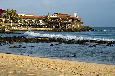 Santa Maria Cape Verde Wikipedia - Cape verde coordinates