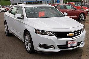 Chevrolet Impala - 2014 Impala