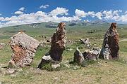 2014 Prowincja Sjunik, Zorac Karer, Prehistoryczny kompleks megalityczny (029).jpg