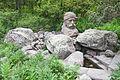 2014 Prowincja Wajoc Dzor, Dżermuk, Rzeźba w skale (07).jpg