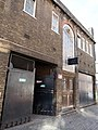 2015 London-Woolwich, Polytechnic St, Town Hall annexe.jpg