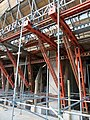 2016 Woolwich, Plumstead Road, Cannon Square construction site 01.jpg