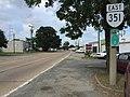 2017-07-05 16 37 36 View east along Virginia State Route 351 (Pembroke Avenue) at Parish Avenue in Hampton, Virginia.jpg