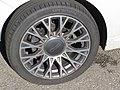 2017-09-14 (106) Vredestein Sportrac 5 195-45 R 16 84 V tire at Bahnhof Loosdorf.jpg